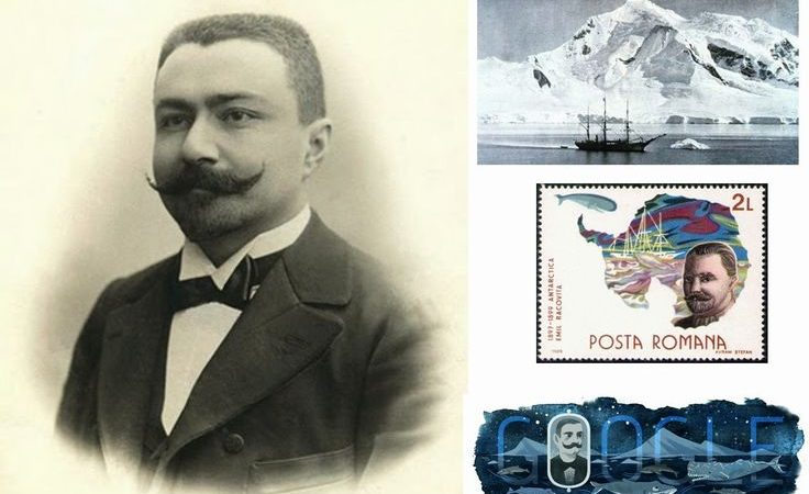 Emil Racoviţă- primul român de la capătul Pământului