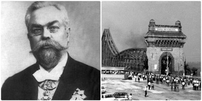 Anghel Saligny, inginerul care a testat cu preţul vieţii podul de la Cernavodă