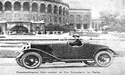 Povestea lui Gogu Constantinescu, românul care a uimit lumea cu maşina cu transmisie automată în urmă cu aproape 100 de ani