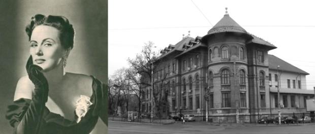 Prima femeie-arhitect DIN LUME: Maria Virginia Andreescu Haret