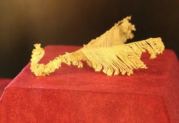 Unic în Europa: Muzeul Aurului din localitatea Brad, România