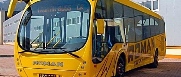 De ce nu avem asa ceva prin orașele din România? Autobuz produs la Brașov, dorit DOAR în afara țării!