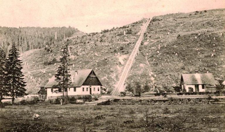 O cale ferată dispărută sau cum s-a născut staţiunea Buşteni