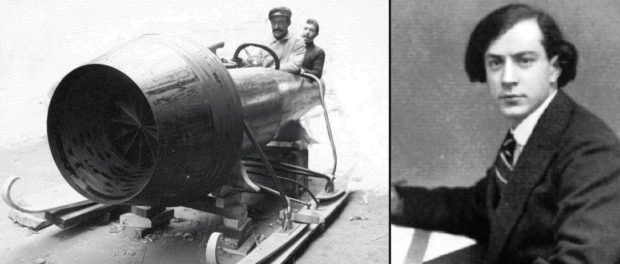 Sania cu reacție – ineditul vehicul construit de către genialul Henri Coandă, la început de secol XX. Un episod mai puțin cunoscut, în istoria inventicii românești!