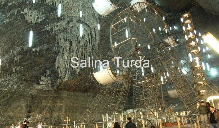 Frumuseţea Salinei Turda poate fi văzută acum online