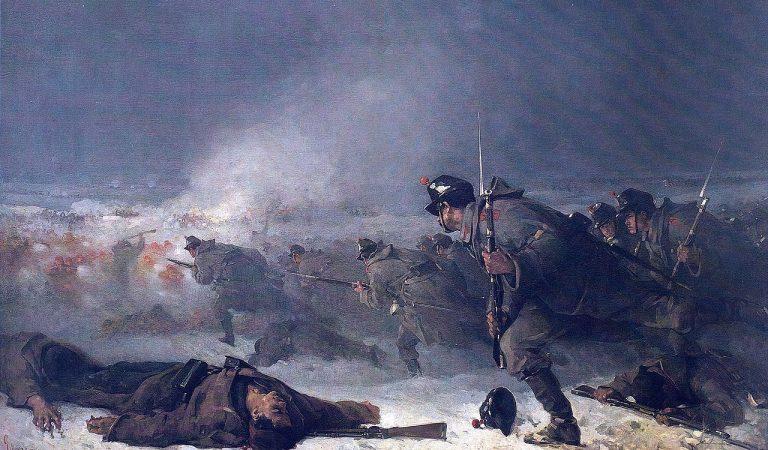 Victoria de la Smârdan. Povestea celui mai cunoscut tablou al Independenței