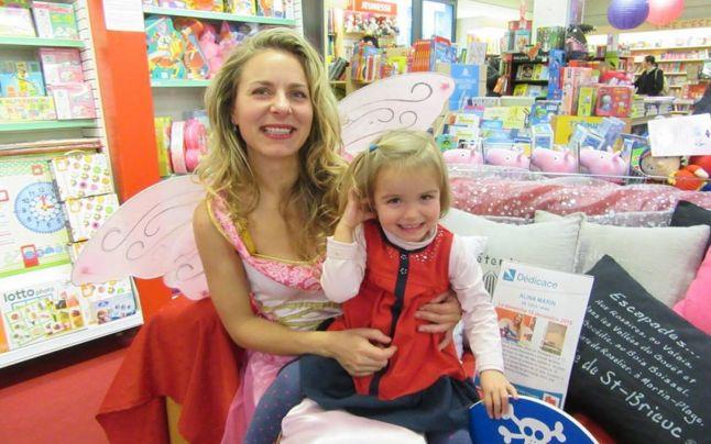Din orfelinatele din România, scriitoare de succes în Franţa. Povestea unei broscuțe – Interviu cu Alina Marin