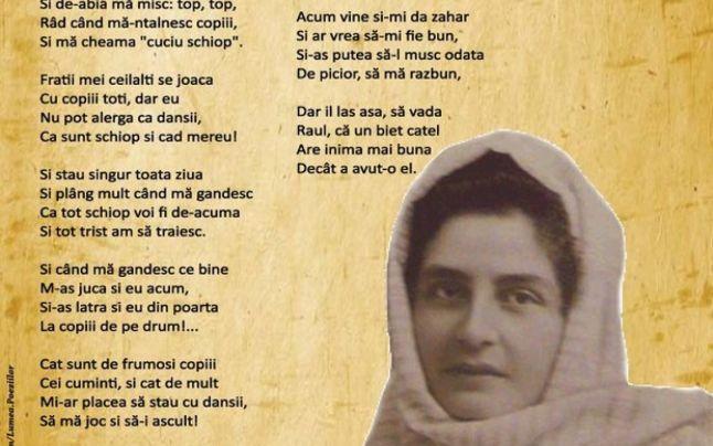 Nefericita copilărie a Elenei Farago, cea care îi iubea atât de mult pe cei mici