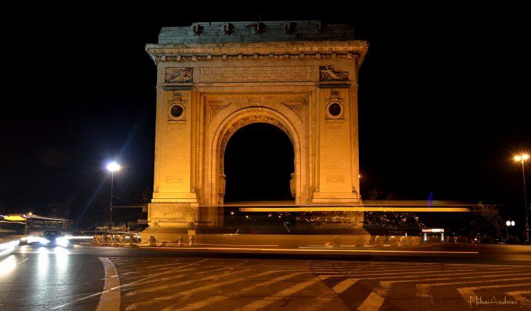 Arcul de Triumf, simbolul Unirii eterne