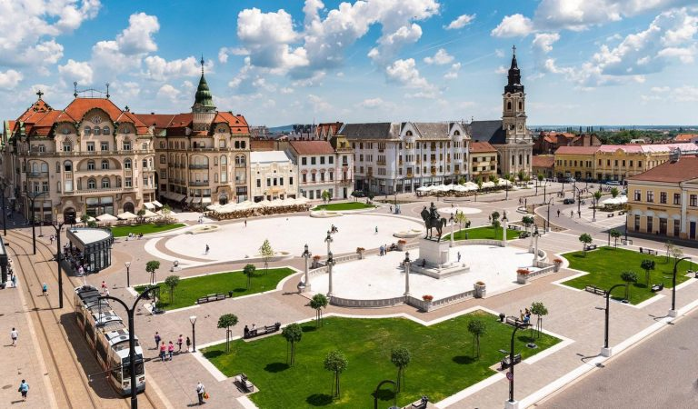 5 dintre cele mai frumoase obiective turistice din Oradea