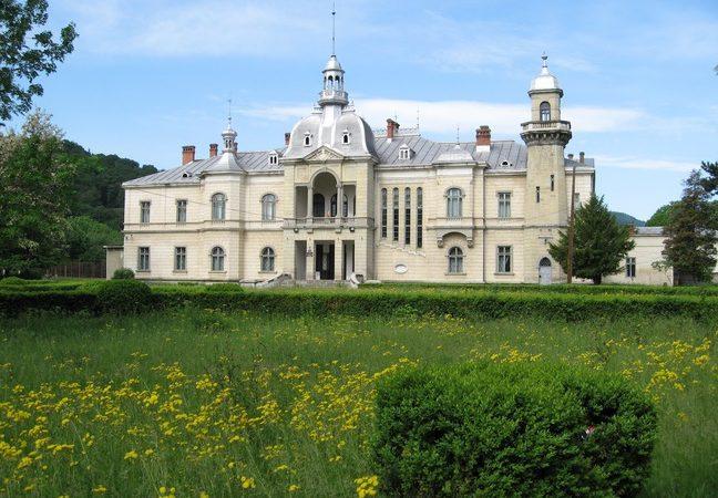 Castele mai puţin cunoscute din România