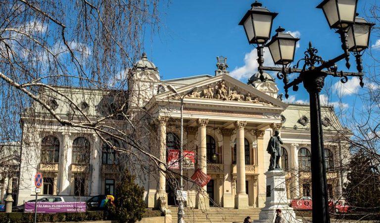 Un teatru din România, al doilea în top-ul BBC al celor mai frumoase teatre din lume.