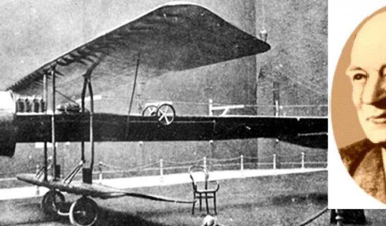 Henri Coandă- părintele avionului cu reacție