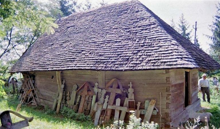 Cea mai veche biserică de lemn din Ţara Românească