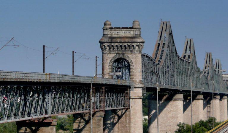 Podul de la Cernavodă- construcția care a uimit Europa
