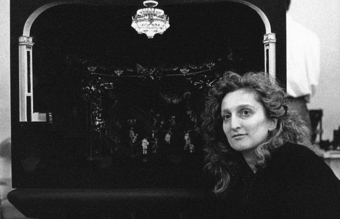 """Maria Elena Viviane Eva Bjørnson, prima scenografă a celebrului musical """"Fantoma de la Operă"""""""