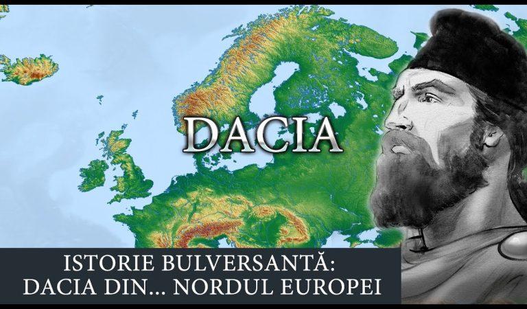 Istorie bulversantă: DACIA din… Nordul Europei