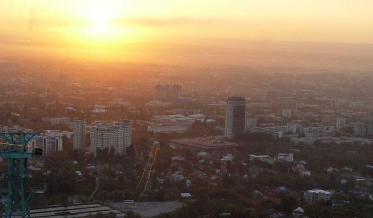 În 2050, vremea la Bucureşti va fi ca în Alma-Ata sau Bişkek, oraşe din Asia Centrală