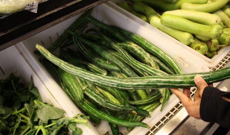 O legumă românească bizară, dar productivă: dovlecelul șarpe