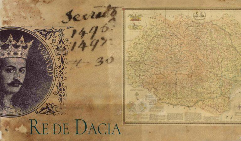 Ioan Aurel Pop: Ștefan cel Mare și Sfânt a fost REGELE DACIEI. DOCUMENTUL secret cu cifru în care Sfântul Român este denumit RE DE DACIA la 1489