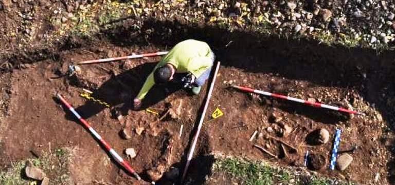 Descoperire arheologică uluitoare în România: morminte vechi de 5000 de ani ale civilizației care a adus calul în Europa