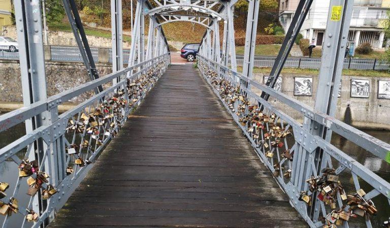 A devenit un pod al iubirii