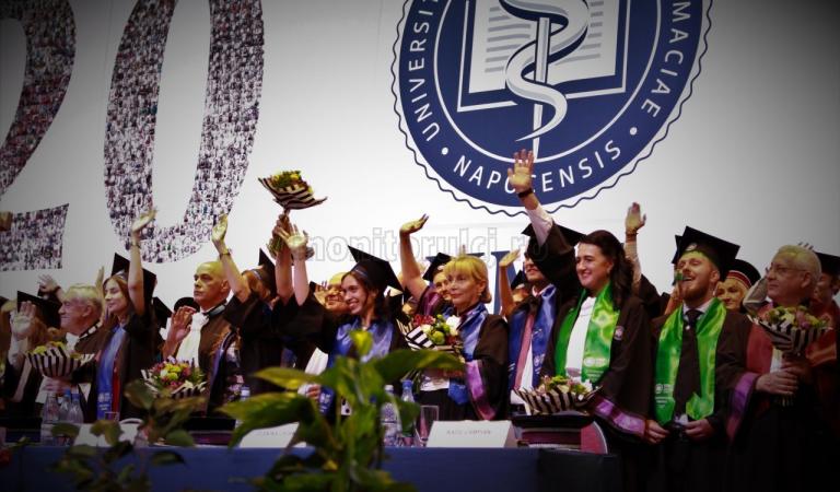 Facultatea de Medicină din Cluj-Napoca a primit acreditarea internațională pentru calitatea educației