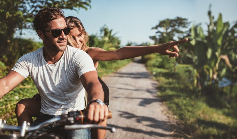 Ce traseu poți parcurge ca motociclist în România?