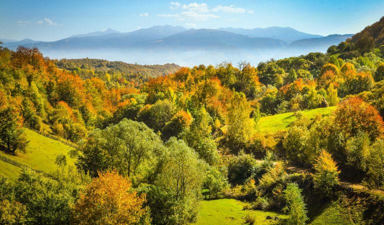 România în culori de toamnă